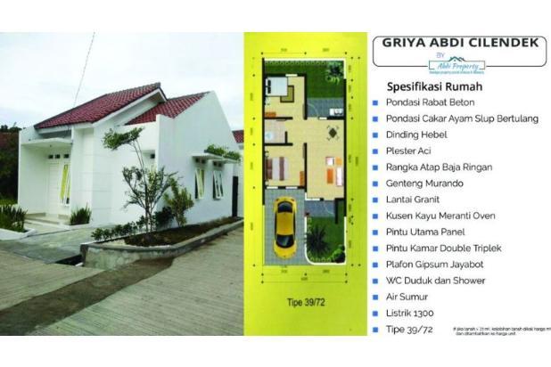 Perumahan Syariah di Kota Bogor Griya Abdi Cilendek