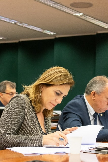 Rosana Valle garante revisão na  MP que limita valor dos carros para pessoas com deficiência