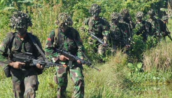 Ancaman Militer Dari Luar Negeri
