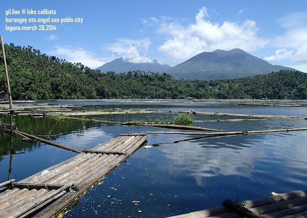Laguna Tourist Spots 7 Lakes of San Pablo