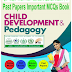Child Development And Pedagogy Objective Questions PDF In English