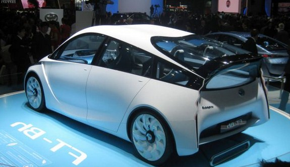 2016 Toyota FT-Bh Concep