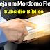 Lição 13 – Seja um Mordomo Fiel (Subsídio)