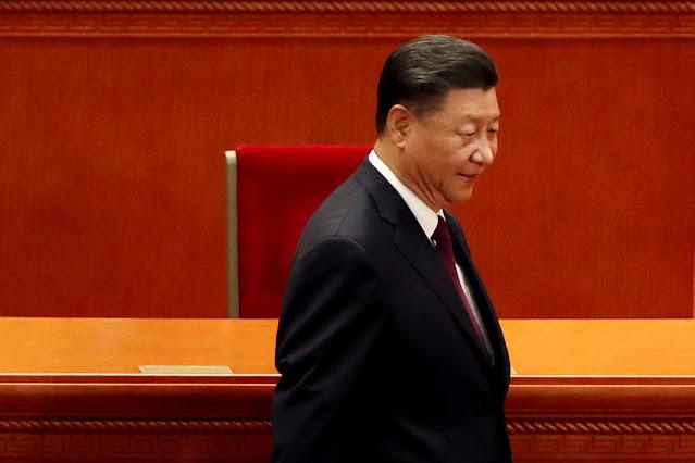 Presidente da China diz às tropas para focar na 'preparação para a guerra'