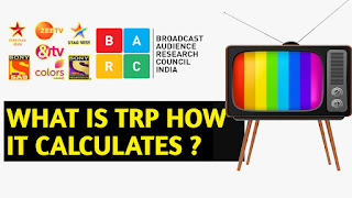 What is TRP ? How it's calculate ?