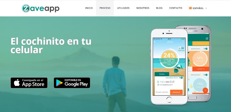 Zaveapp - aplicación de finanzas