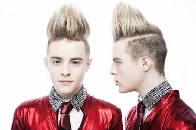 Jedward Hairstyles