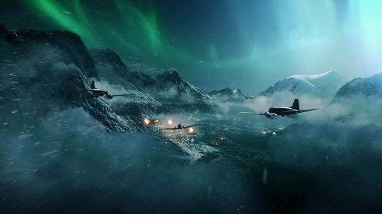 Battlefield V - Attaque d'Avions - Ultra HD 4K 2160p