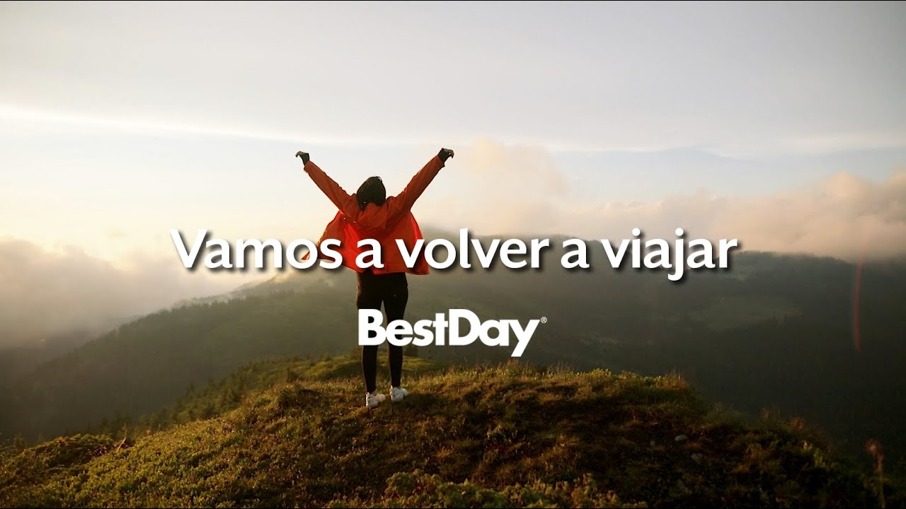 BEST DAY PRESENTA VAMOS VOLVER VIAJAR 01
