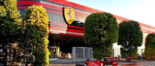 Instalaciones de Ferrari