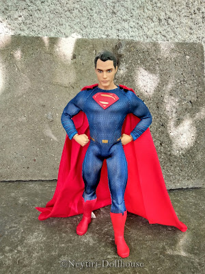 Mattel Ken doll DC Superman heroes