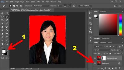 Menghapus Latar Belakang Gambar