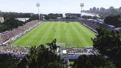 PES 2020 Stadiums Luis Franzini