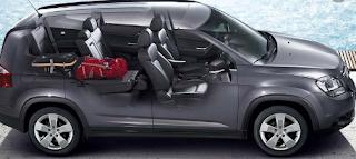 Kelebihan dan Kekurangan Serta Harga Chevrolet Orlando