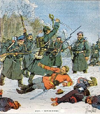 Les Allemands échouent donc finalement dans leur projet de s emparer de  Dijon par le Nord-Ouest. Ils ont en outre perdu près de 500 hommes contre  prés de ... df1a2b346