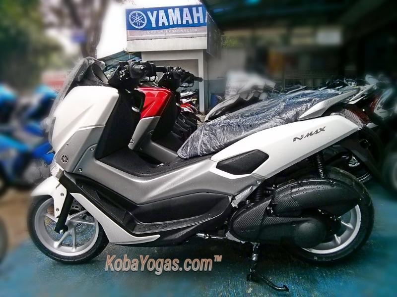 modifikasi motor yamaha nmax foto gambar56  terbaru