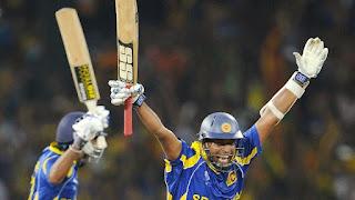 Sri Lanka vs New Zealand 1st Semi-Final ICC Cricket World Cup 2011 Highlights