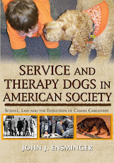 Service and Therapy Dog Book