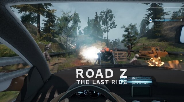 Road Z The Last Drive Repack Download