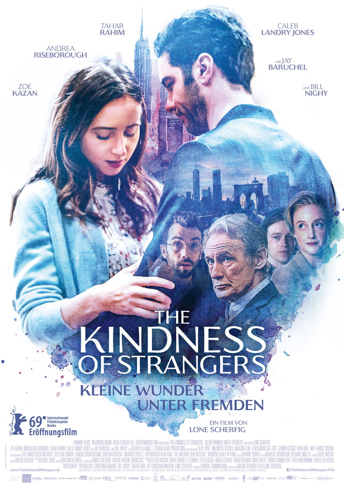 The Kindness of Strangers (2019) Dual Audio 720p BluRay [Hindi + English] Download