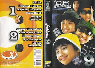 joshua album 9 http://www.sampulkasetanak.blogspot.co.id