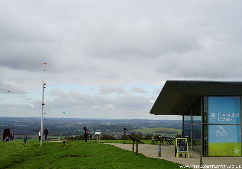 Dunstable Downs and Whipsnade Estate