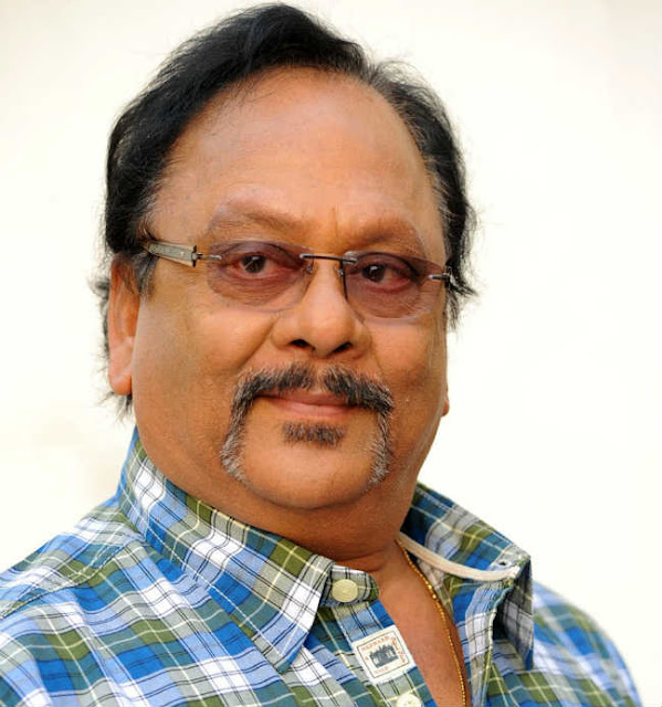 Prabhas Uncle Krishnam Raju Uppalapati Photo