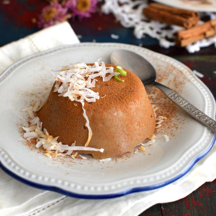 Receta para preparar majarete de coco venezolano
