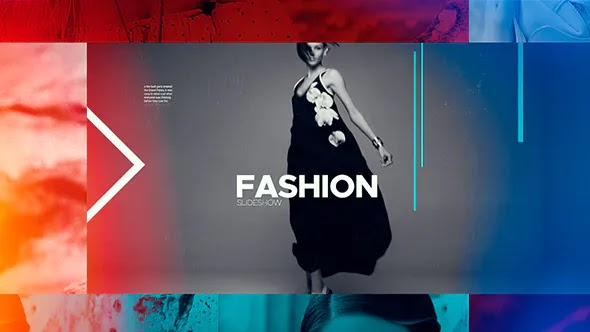 Videohive - Fashion Slideshow - 21438815