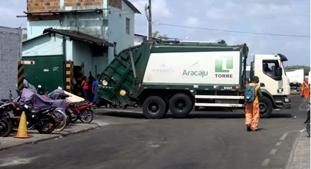 Trabalhadores suspendem paralisação da coleta do lixo