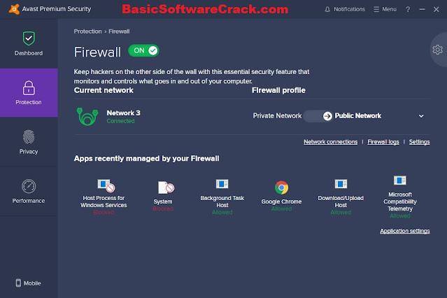 Avast Premium Security v21.2.2455 Build 21.2.6096.561 Free Crack Download