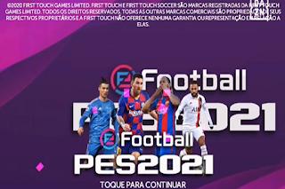 PES 2021 V1 MOD FTS 21