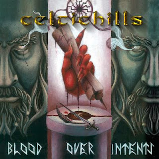 "Ο δίσκος των Celtic Hills ""Blood Over Intents"""