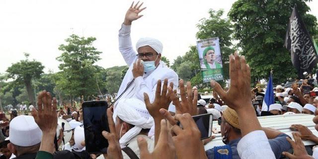 Pesan Habib Rizieq Jelang Idul Adha: Makmurkan Masjid Dengan Tetap Jaga Prokes