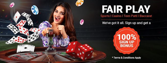 FAIRPLAY CLUB: The most advanced online sports platform in India