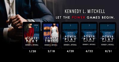 Power Play: Kennedy L. Mitchell