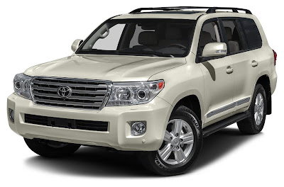 New Toyota Land Cruiser 2016 SUV Hd Images