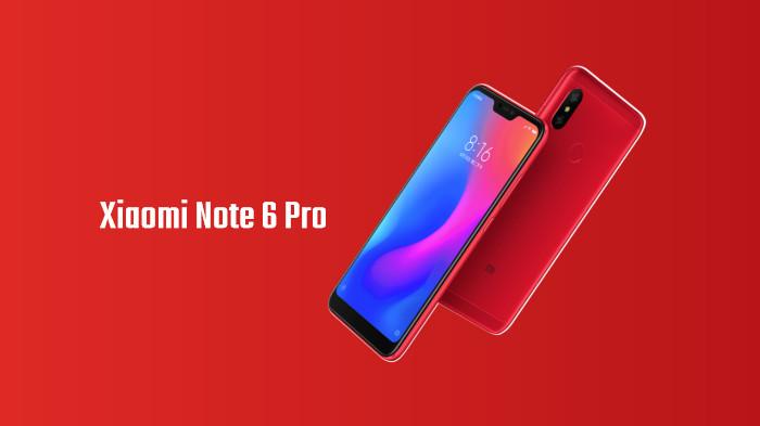 Xiaomi Note 6 Pro (2018) - Spesifikasi, Fitur Lengkap dan Harga Terbaru di Indonesia