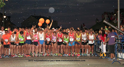 Carrera 21 lunas y media 2019