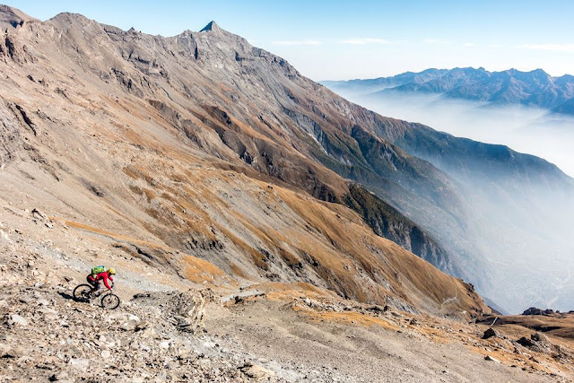 Mountainbiken Extreme