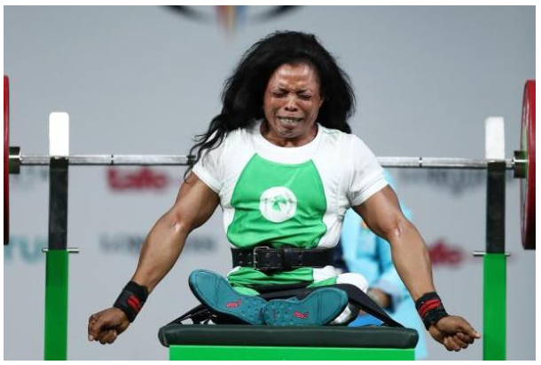 See why Esther Oyema, Nigerian paralympic gold medalist gets 4-year ban