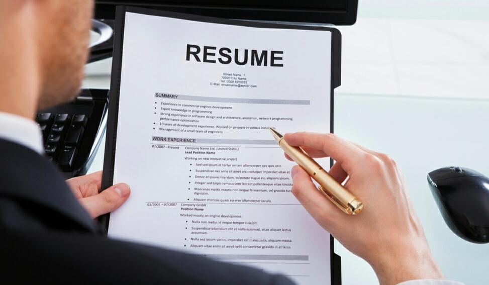 Contoh Resume Kerja Kerajaan 2020 Sumber Kerjaya