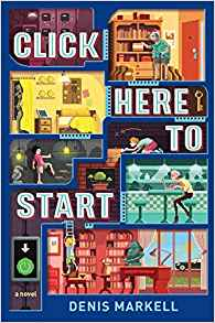 "Tween Book Group Reads ""Click Here to Start"" for January 10, 2018"