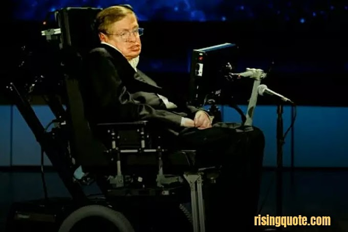 Top 60 Motivational Quotes from Stephen Hawking