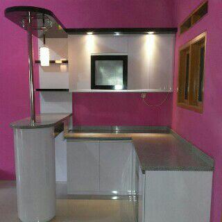 Gambar Kitchen Set Minimalis Bandung
