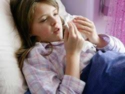 Biến chứng viêm xoang ở trẻ em