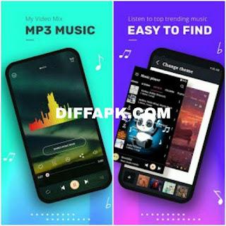 MP3 Music Player Pro Apk v1.0.0 [Paid]