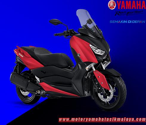 Mau Kredit Motor Yamaha Xmax Tasikmalaya
