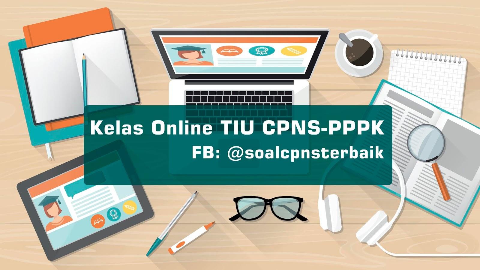 Kelas Online TIU CPNS