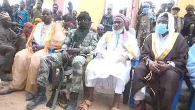 SD News Blog, Crime, Terrorism in Nigeria today, Abuja news website, Abuja lifestyle blogger, Nigerian biggest need website, Don't Use Military Force on Bandits, They Are Going Nowhere Sheikh Gumi Tells FG